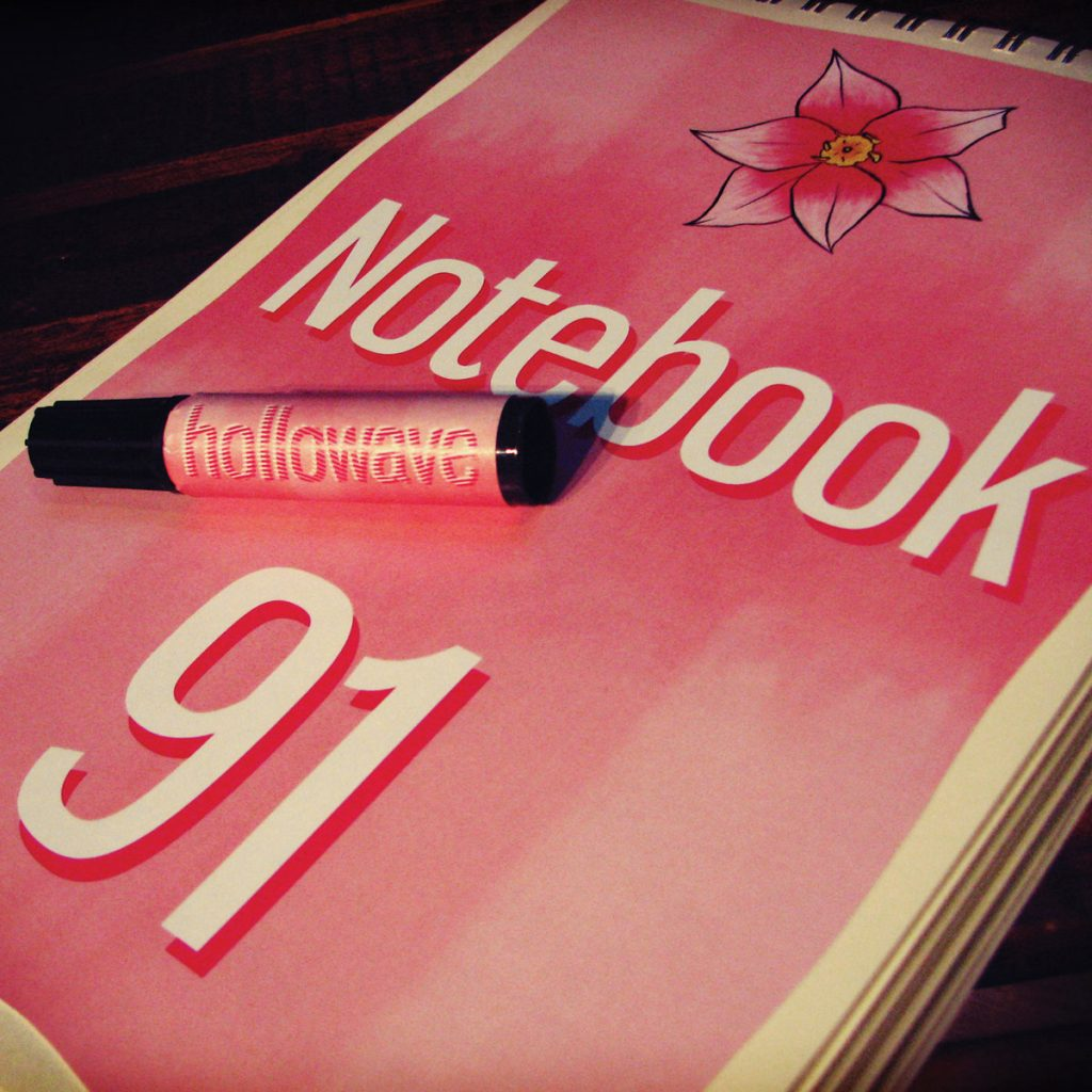 """Notebook 91 EP"" is released"